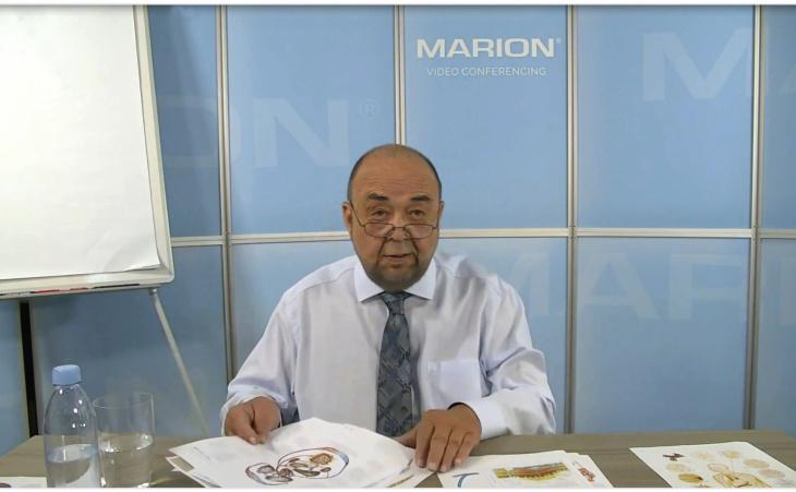 Záznam videokonferencí s MUDr. Jonášem pro detoxikační poradce Marion
