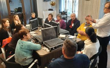 Seminář - workshop v sídle firmy MARION 28.3.2020 JIŽ OBSAZEN