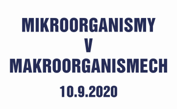 Mikroorganismy v makroorganismech