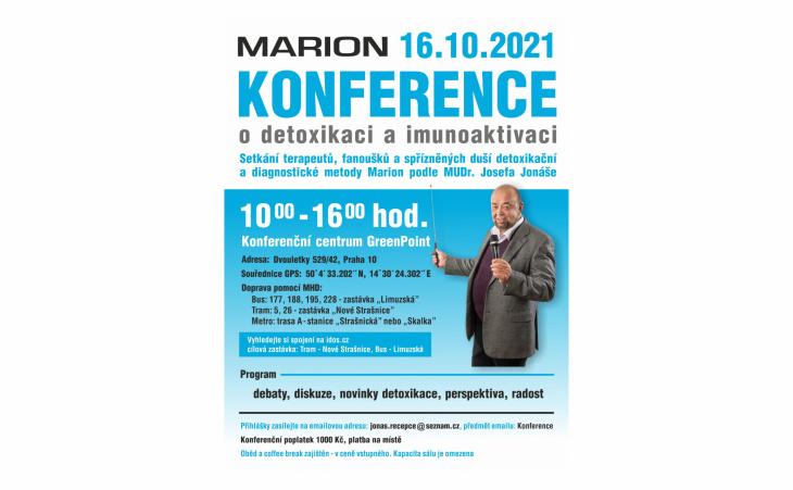 Konference 16. 10. v Praze